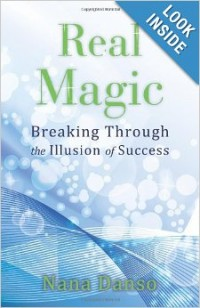 Real Magic Book by Nan Danso